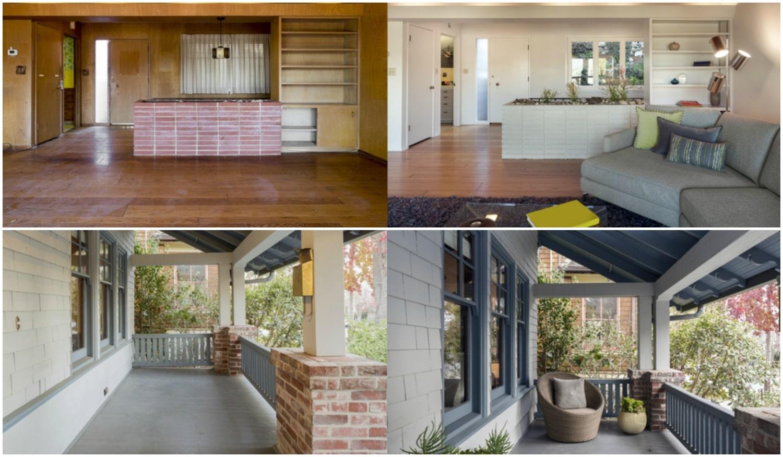Micsoda átalakítások: előtte-utána fotók lakásokról, amiket te is megtehetsz
