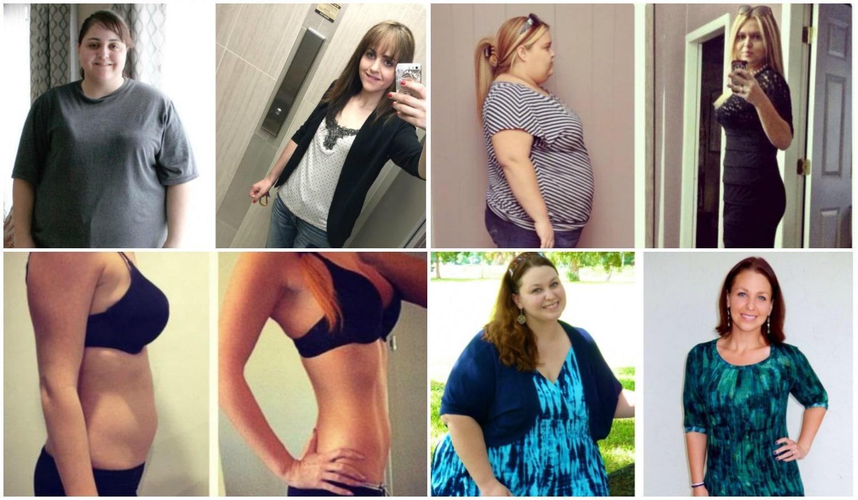 Micsoda testi átalakulások! 10 előtte-utána fotó, ami meghozza a motivációt