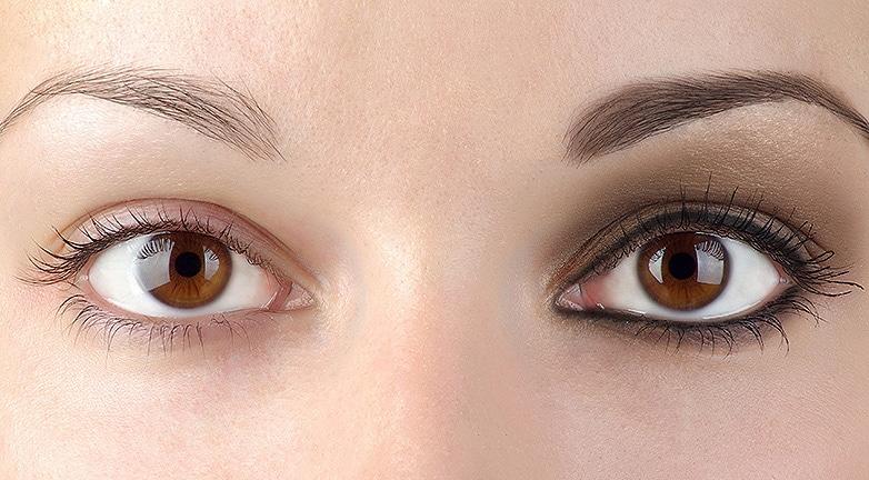 Milyen formájú a szemed? Így sminkeld!