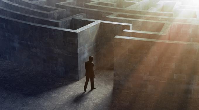 Milyen spirituális üzenete van a labirintusnak?