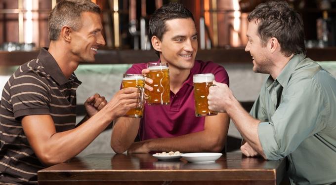 Miről beszélnek a férfiak? A 6 kedvenc téma