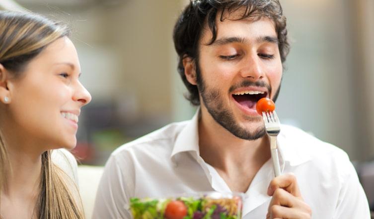 Mit szeretek egy nőben? – Ha jól tud főzni
