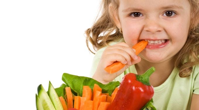 Mit tehetünk, ha a gyerek nem eszik zöldséget?