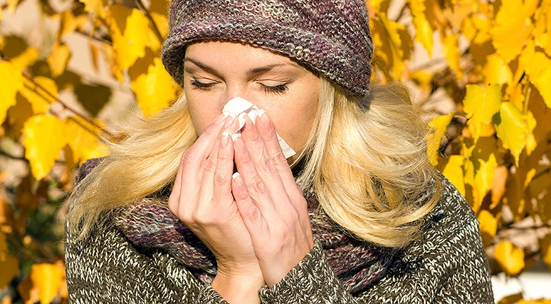 Nátha vagy allergia? Támad az őszi nyavalya