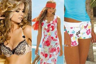 Női árucikkek mustrája webáruházakból