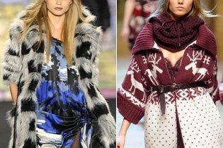 Női kabát divat 2010-2011 tél