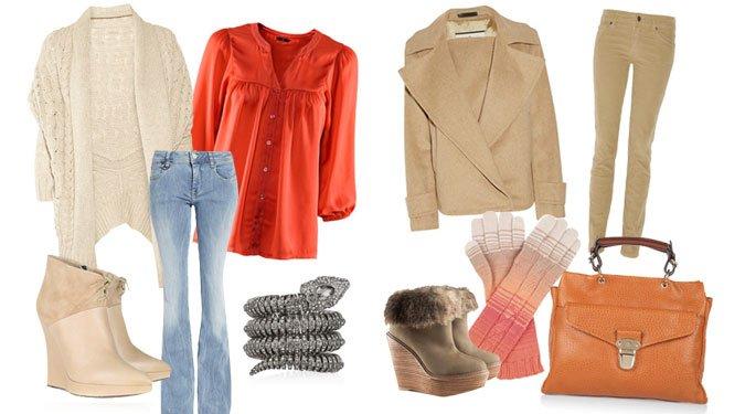 Nőies divatválogatás 2011 ősz/tél