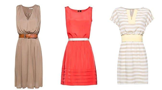 Nőies nyári ruhák