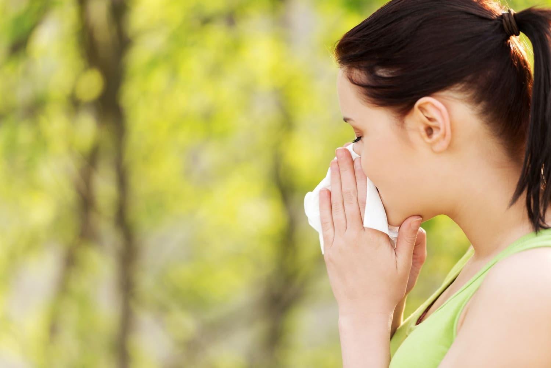 Nagy allergia teszt