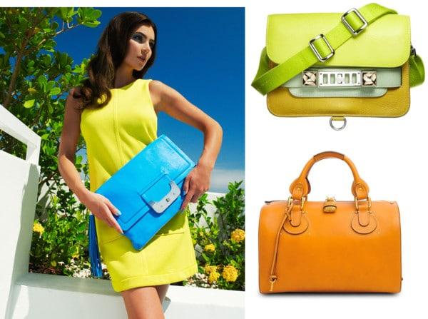 Nagy nyári táskatrendek 2015-re