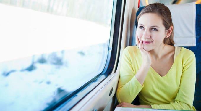 Neked is eszedbe jutott már? 7 dolog, amire mindenki gondol vonatozás közben