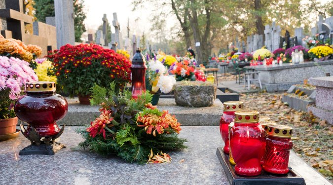 November 2: Halottak Napja