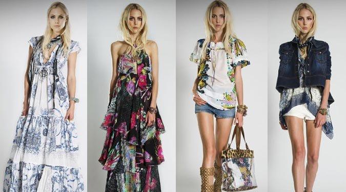 Nyári divat 2011: Hippi bohém stílus