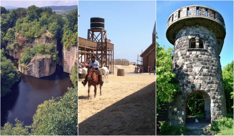 Nyaralj itthon, mintha külföldön lennél – 5 elképesztő magyar helyszín