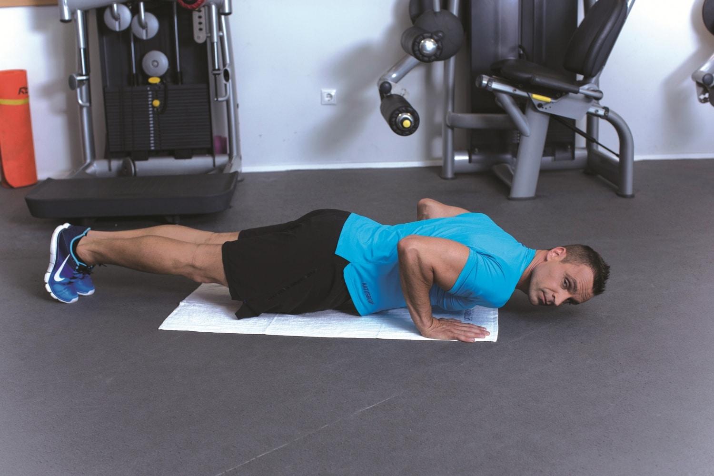 Otthoni edzés Katus Attilával 2. – Gyakorlatok a formás karokért