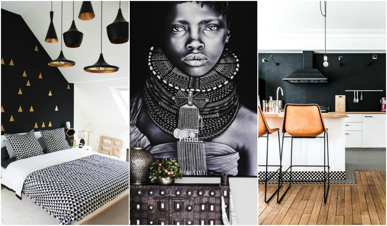 Otthonunk színei – A fekete szín pszichológiája és alkalmazása a lakásban