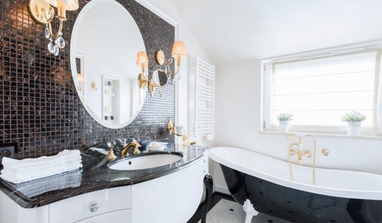 Így használd a fekete színt az otthonodban!