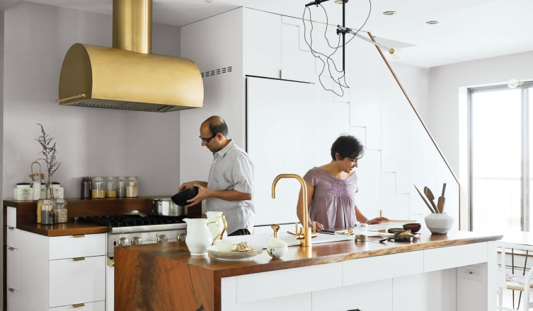 Így használd az arany színt az otthonodban!