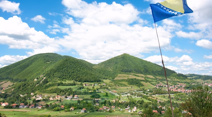 Piramisok Boszniában? Nézd meg képekben!