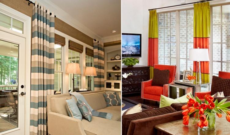 Így teheti szebbé lakásodat egy függöny! Dekoratív és praktikus függönyök