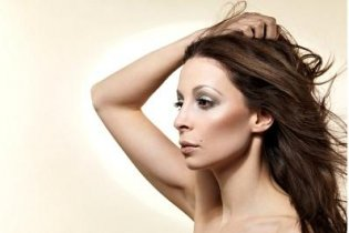 Ragyogó haj 4 lépésben