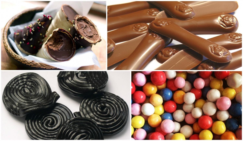 Retro édességek – A te kedvenced is köztük van?