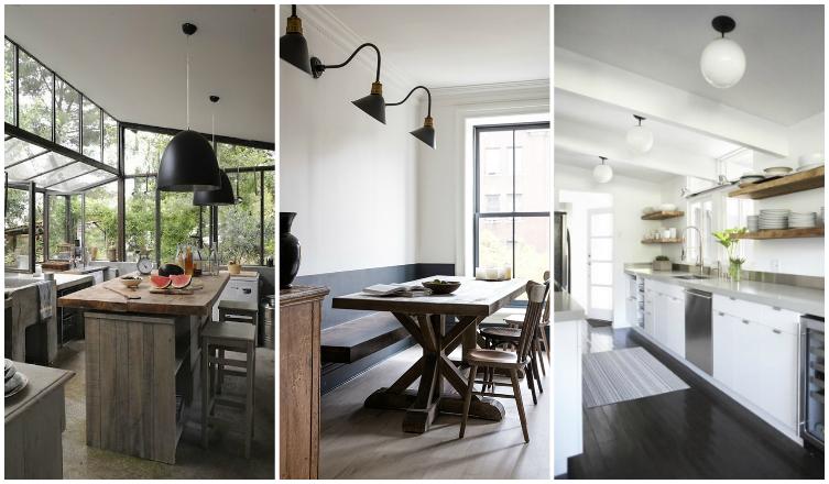Rusztikus vagy modern? Te melyik konyhában főznél szívesen?