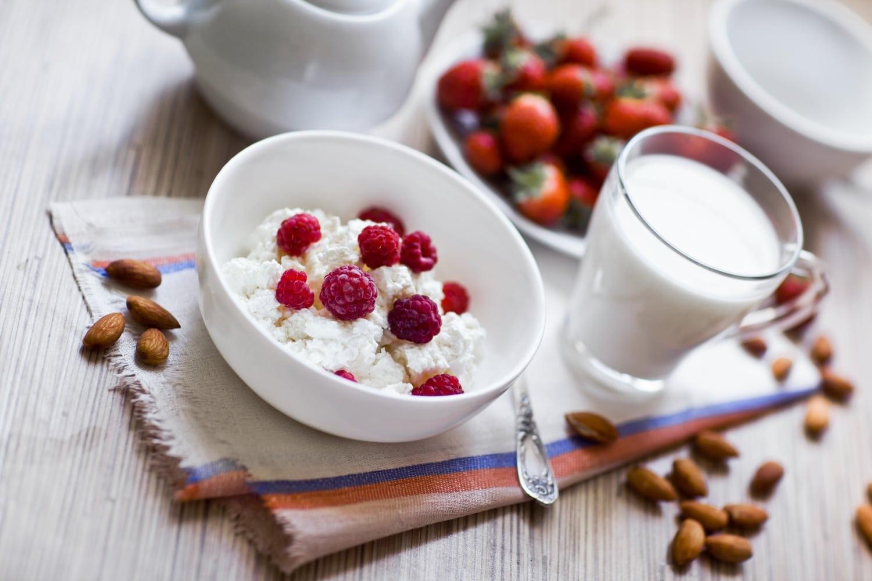 Sütés nélkül: Mennyei, kalóriaszegény desszertek túróval