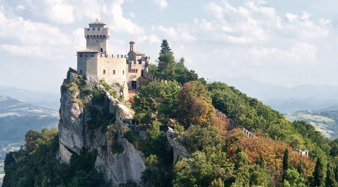 San Marino – színtiszta történelem néhány négyzetkilométeren