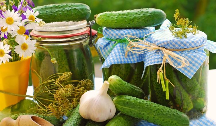 Savanyúságok, saláták a szezon legizgalmasabb zöldségéből