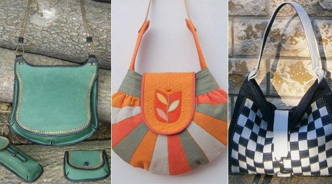 Sikkes kézműves táskák