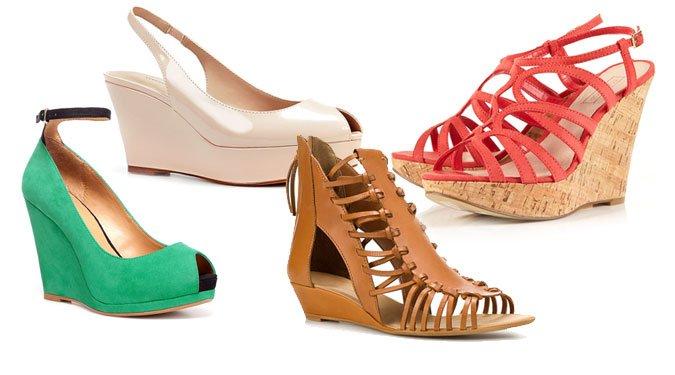 Sikkes telitalpú cipők tavaszra