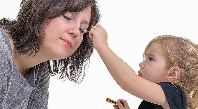 Sminktippek rohanó anyukáknak