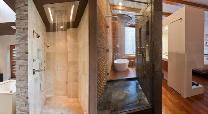 Spa stílusú zuhanyzók otthon, amiktől tátva marad a szád!
