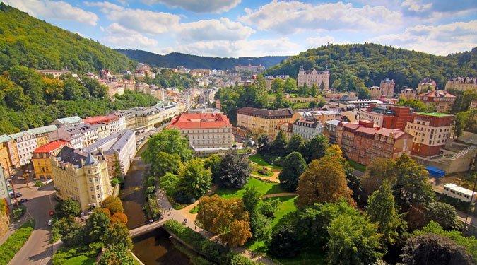 Szép és gyógyító úti cél: Karlovy Vary