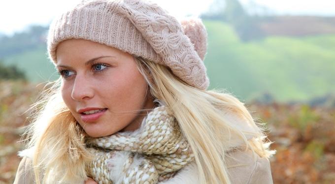 Szép haj és bőr – télen is!