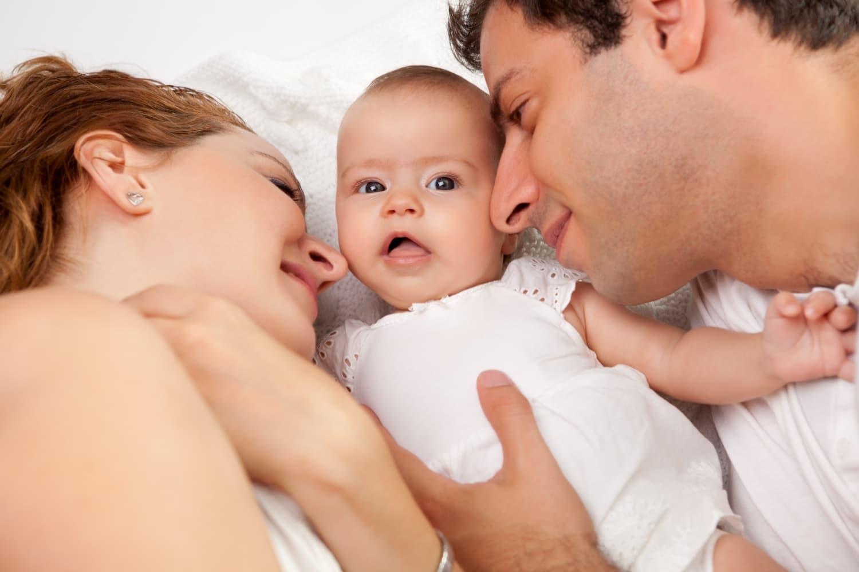 Szülés után: újra felfedezett egészséges erotika