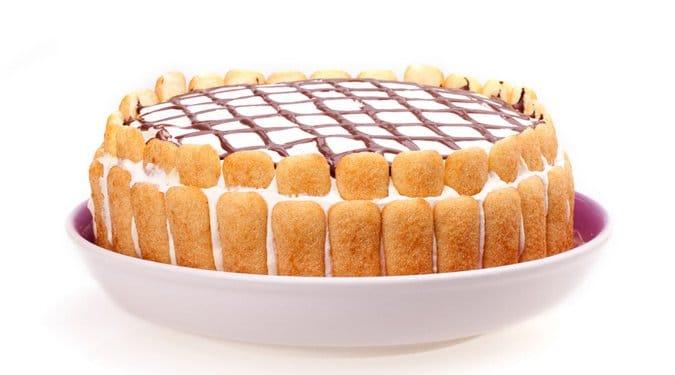 Szőlős-mascarponés sütemény