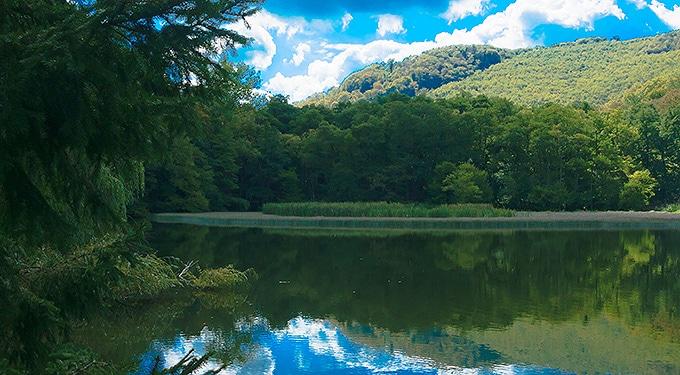 Szalajka-völgy, a gyönyörű magyar táj
