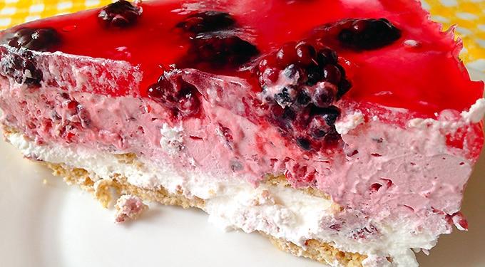 Szedertorta zabkeksszel: a világ legmutatósabb édessége