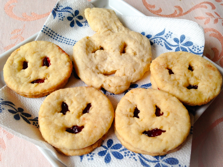 Szellemlinzer halloweenre – félelmetesen aranyos süti percek alatt