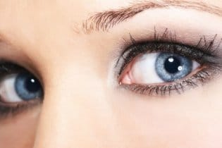 Szemfestés tippek kék szemhez