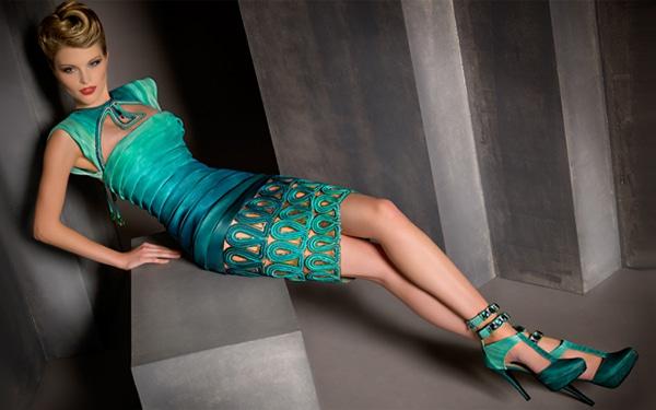 Szenzációs ruhák Blanka Matragi divattervezőtől