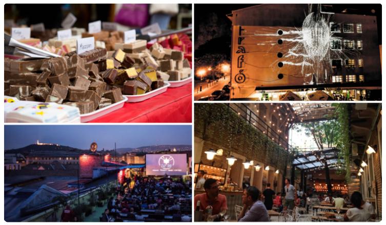 Szeptember 14-20.: Csokoládéünnep, Parov Stelar koncert és bringabörze is lesz jövő héten!