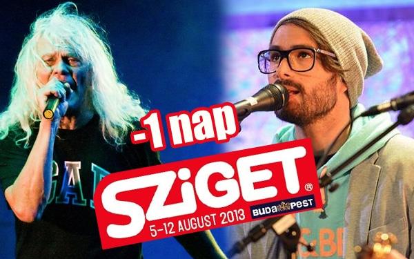 Sziget 2013: 7 sztár, aki fellép a fesztivál -1. napján