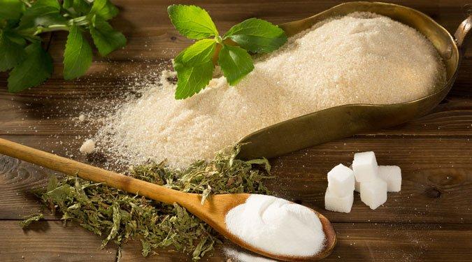 Sztívia, az egészséges édesítő