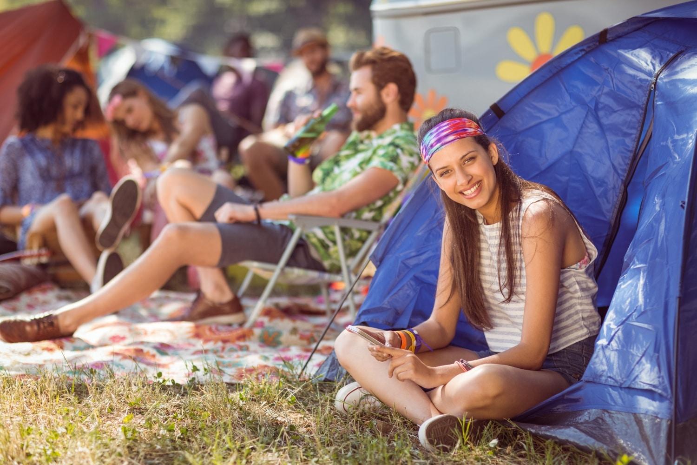 Szupergyors sminkek, amiket a sátorban is bevethetsz