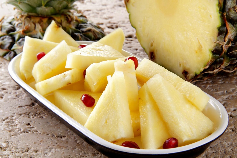 Túlsúllyal küzdesz? Az ananász segít!