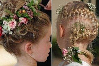 Tündéri kislány frizurák