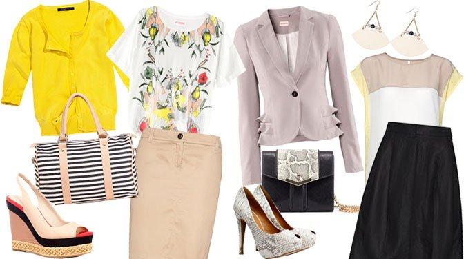 Tavaszi divatválogatás 2012